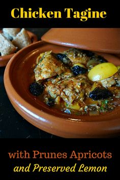 North african chicken tagine recipe on yummly yummly recipe chicken tagine with apricots prunes and preserved lemon forumfinder Choice Image