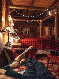 Hygge Cabin.