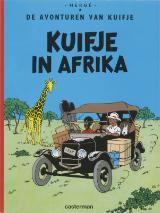 Hergé - Kuifje in Afrika