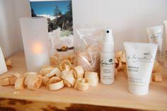 Wir setzen aus Naturprodukte von der Firma Styx und die Produktlinie Aroma Derm und auf die Firma Chrystal mit Naturprodukten aus Tirol.