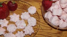 Strawberry Cloud Candy
