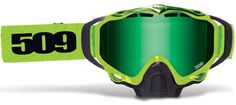 509 SINISTER X5 GOGGLE (2015) - Lime Green  http://www.upnorthsports.com/snowmobile/snowmobile-helmets/snowmobile-goggles/509-sinister-x5-goggle-2015.html