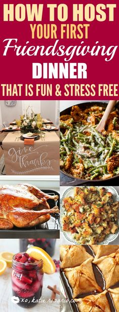 15 Easy Friendsgiving Must Haves That You Can Totally Pull Off - XO, Katie Rosario