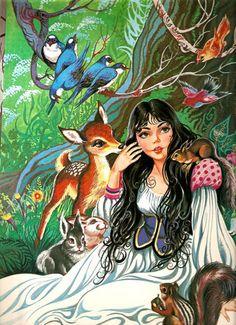 """""""Snow White"""" by A. d'Agostini"""