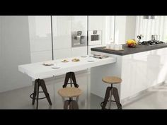 BREAKFAST Pull Out Table | BOX15