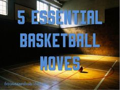 5 Essential Basketball Moves: Hesitation Dribble Crossover In and Out Dribble Behind the Back Dribble Pump Fake Basketball Games Online, Basketball Goals For Sale, Basketball Shoes For Men, Basketball Tricks, Basketball Workouts, Basketball Skills, Basketball Hoop, Basketball Players, Basketball Stuff
