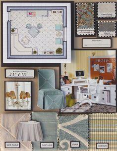 color boards interior design - Google Search