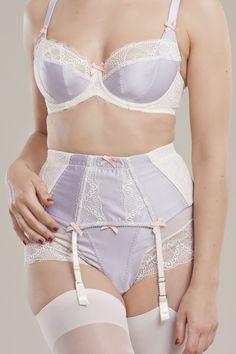 Suspender Pearl/Ivory - Fräulein Annie