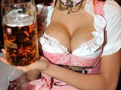 Never too early for Oktoberfest...