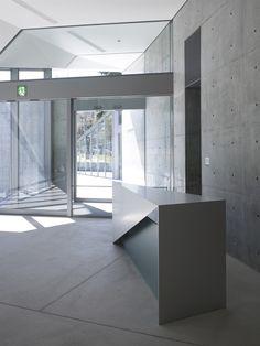 21_21 Design Sight by Tadao Ando    #architecture #design #japan #concrete