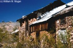 Vulture mine in Wickenburg AZ, haunted. Investigations done in 2009 and 2011.