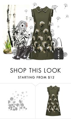 """""""Untitled #325"""" by susans-sg ❤ liked on Polyvore featuring Michael Kors and N°21"""