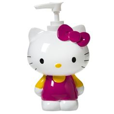 Hello Kitty Soap Pump