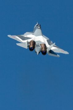 Military Aviation — eyestothe-skies: Sukhoi PAK FA