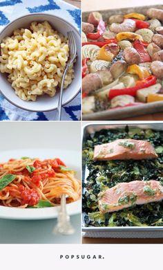 Easy Dinner Recipes For Beginners | POPSUGAR Food