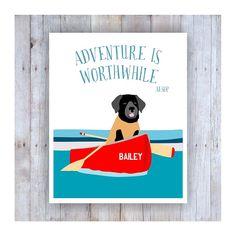 Labrador Retriever Art Lab Art Lab Print Lab by GoingPlaces2