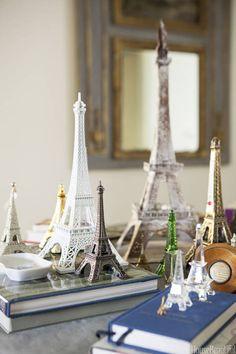 Who can resist a mini Eiffel Tower?