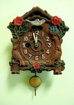 ATG ve Cuckoo Clock   I Made Sadece bir şey