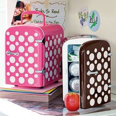 I've always wanted to get a mini fridge and fill it with lunchables in the event that one of my students doesn't have/forgets lunch money.