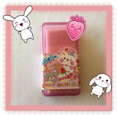 Kawaii Scented & Kneaded Eraser