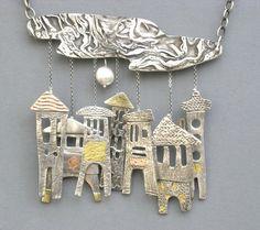 Hadar Jacobson - silver clay