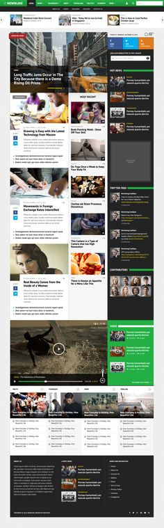NewsLine is modern design concept of web magazine. You can see other pages here : http://themeforest.net/item/newsline-magazine-psd-template-/9242587