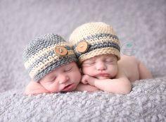 Looks like knit but is crochet!!! My Sweet Potato 3: Knot Knit Beanie - Crochet Pattern