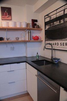 Soapstone, kitchen