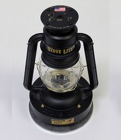 Stove Lite Pro Thermoelectric Generator LED Lantern lights up your room with heat from your Wood Stove Stove Heater, Pellet Stove, Led Lantern Lights, Lanterns, Thermoelectric Generator, Coffee Talk, Hearth And Home, Cool Tools, Downlights