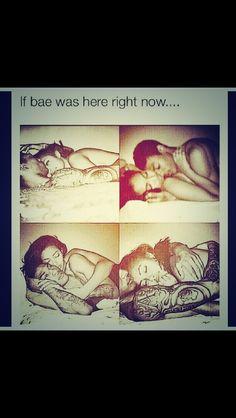 So true and soo reall .!!! <33 wish ma bae was here .!!