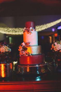 Wedding decor, bolo de noiva