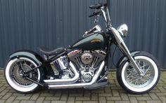 Harley Davidson News – Harley Davidson Bike Pics Harley Softail, Sportster Motorcycle, Bobber Bikes, Harley Bobber, Chopper Motorcycle, Harley Bikes, Bobber Motorcycle, Bobber Chopper, Cool Motorcycles