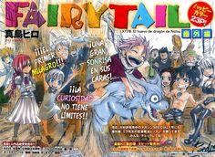 Fairy Tail Bangai página 3 - Leer Manga en Español gratis en NineManga.com