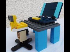 How to build lego laptop,lego city,lego shop,lego toys,lego moc