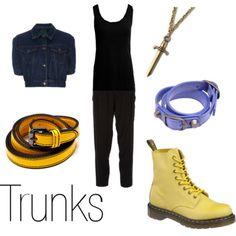 Trunks, Dragonball Z