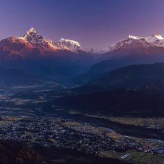 Sarangkot Viewpoint - Kaskikot Nepal