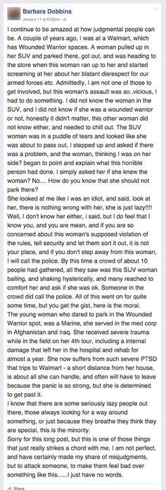 Where's the compassion?