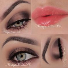 #makeup love the color combo