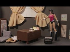 Action Figures Show Us the Nonsense That Women Face at Work Gender Pay Gap, Show Us, Woman Face, Feminism, Action Figures, People, Beauty, Dresses, Business