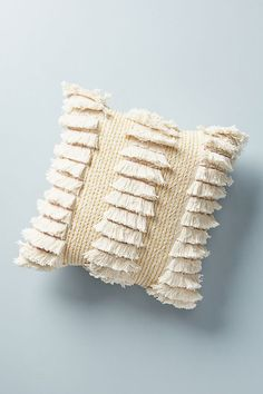 Slide View: 1: Tasseled Eden Pillow