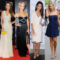 Gwiazdy w sukienkach Thecadess. Która z nich podoba się wam najbardziej?  @radekrocinski @piotrsalata  Więcej na thecadess.com