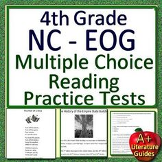 16 Best EOG Resources NC READY Test Prep images in 2019
