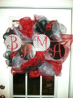 Bama Wreath - ROLL TIDE