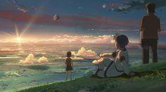 """""""The Children Who Chase Lost Voices"""", Makoto Shinkai, (2011)"""
