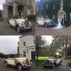 Just Married, Getting Married, I M Engaged, Wedding Cars, Dublin, Bride Groom, Antique Cars, Wedding Planner, Wedding Photography