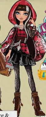 Cerise Hood on Pinterest | Hoods, Ever After High and Red ...