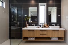 Let's look at the latest trends in Bathroom design