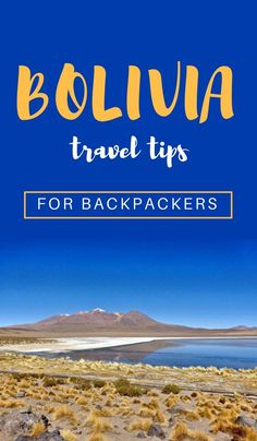 Are you a backpacker heading to Bolivia and looking for inspiration & advice? Here, South American traveler, Doni Almeida, shares his top Bolivia travel tips after recently visiting. Click through to read now...