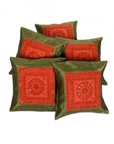 Shop for the best quality home furnishing products like cushion cover, pillow cover, curtains, pouf, bed linen from rajrang.com.