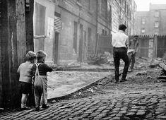 East Arthur Place being demolished - 1961